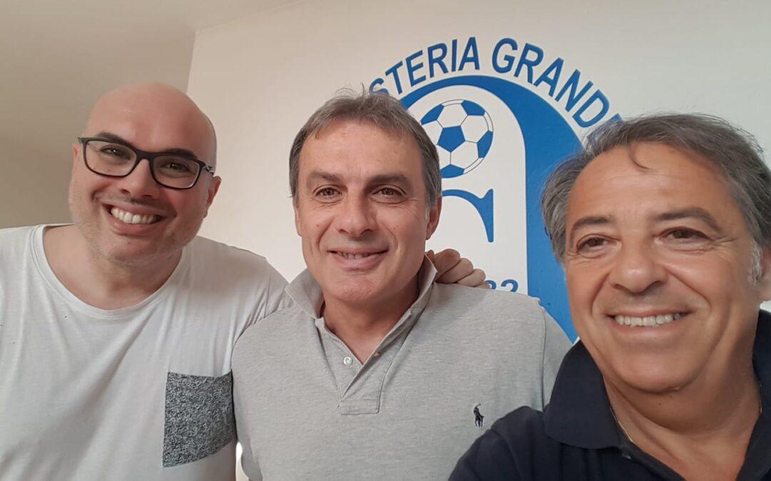 Paolo Mariani confermato mister della Prima Squadra